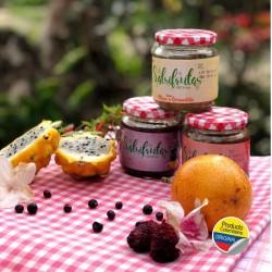 Salsas y mermeladas de frutas Natural