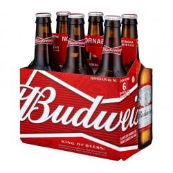 cerveza budweiser 250 ml six pack