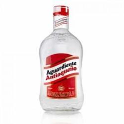 Aguardiente Antioqueño rojo 750 ml