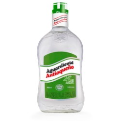 Aguardiente Antiqueño verde 750 ml